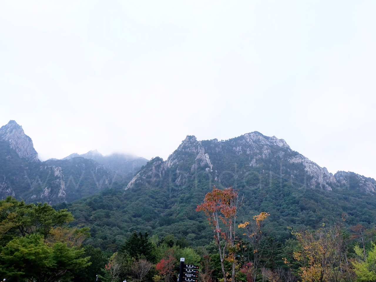 KOREA TRIP DAY 4 (MT. SORAK)