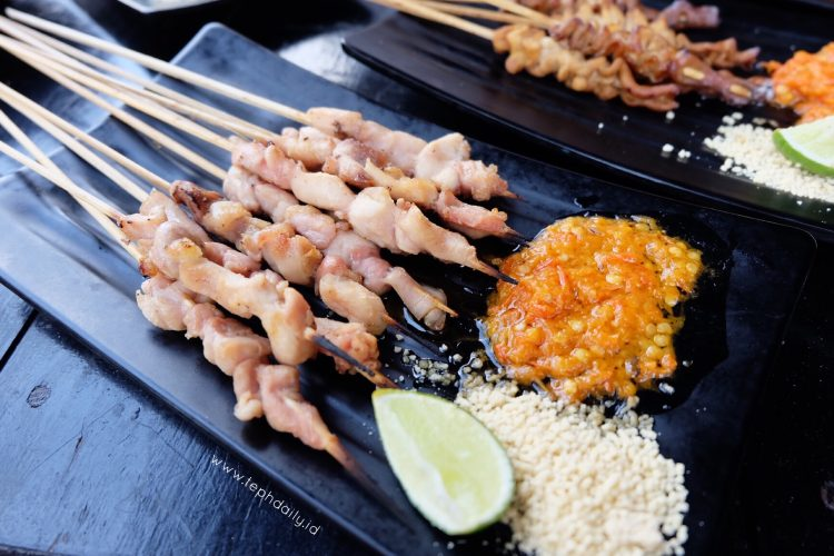 Sate Taichan Goreng Malang Tephie S Daily Life