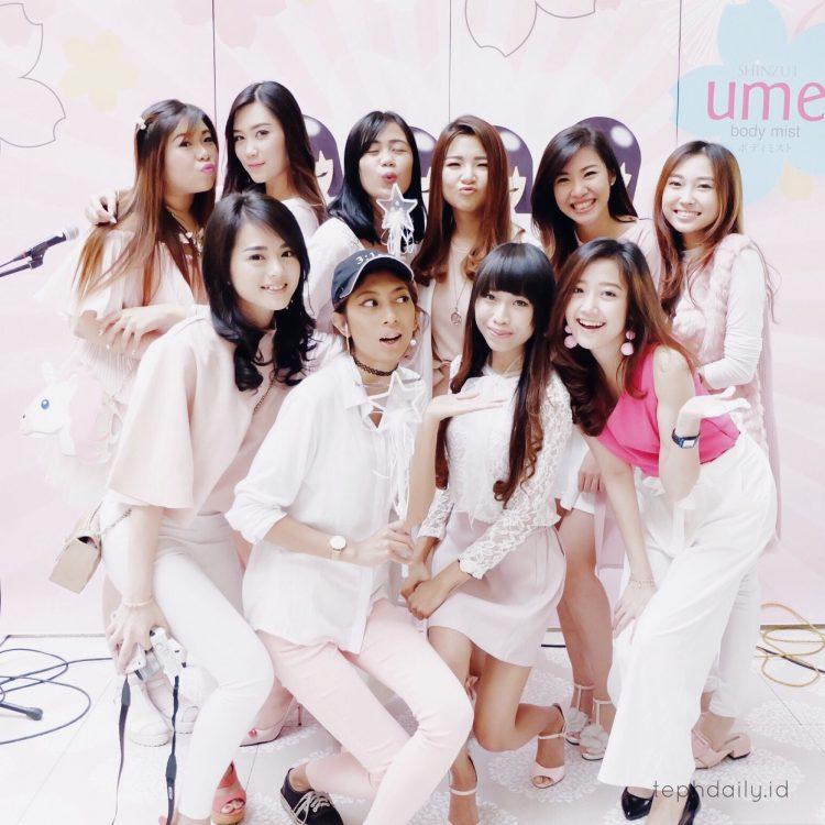 Shinzui Ume Beauty Blogger Gathering