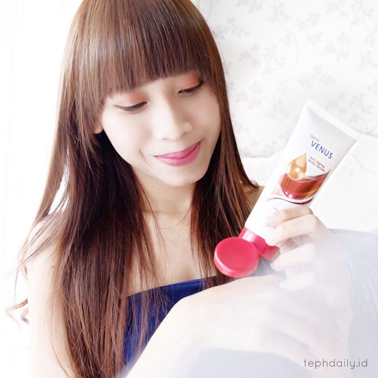 Marcks Venus Anti Aging and Body Serum (New Product Spoiler !)