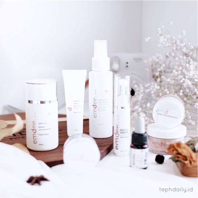 One Brand Skin Care Routine : Emdee Clinic