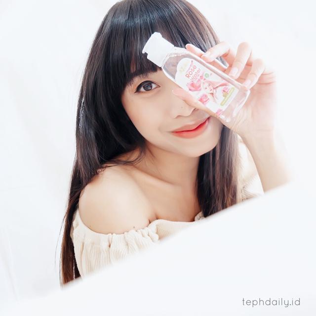 [AZALEA] – Deep Hydration Rose Water