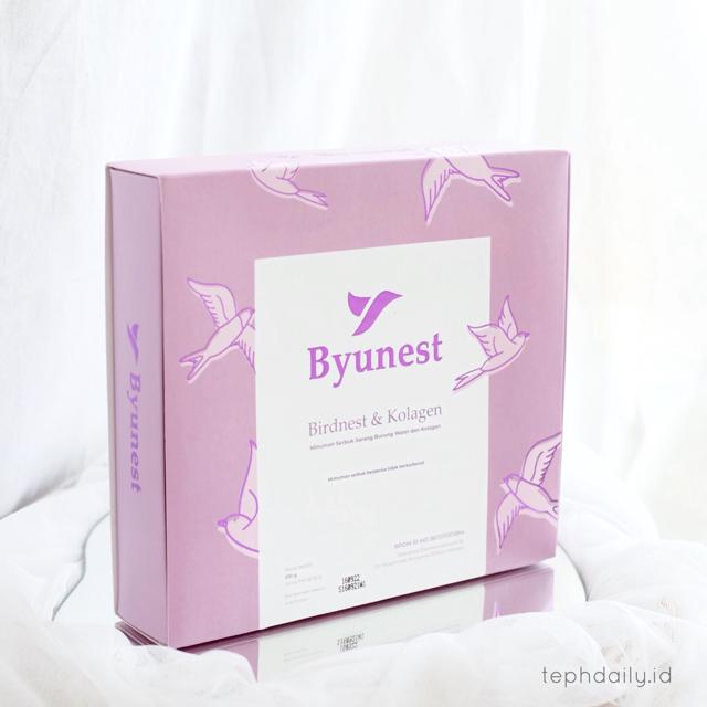 [Byunest] – Bird Nest and Collagen Healthy Drink