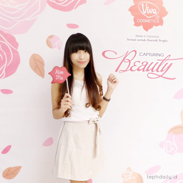 Event Report : Beauty Capturing with Viva Cosmetic